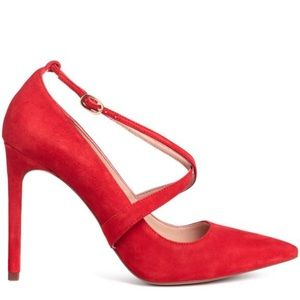 H&M Red Heels